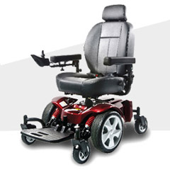 WHEELCHAIR FR168W